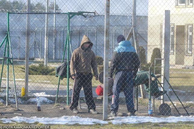 Losowanie losu dla więzienia starszych