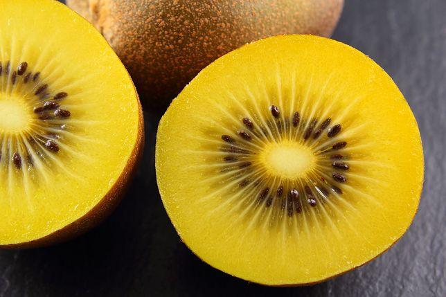 Przysmak Z Nowej Zelandii Kiwi W Kolorze Słońca Można