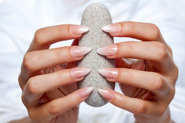 Paznokcie Migdałki Krótkie Paznokcie W Modnym Kształcie Wp Kobieta