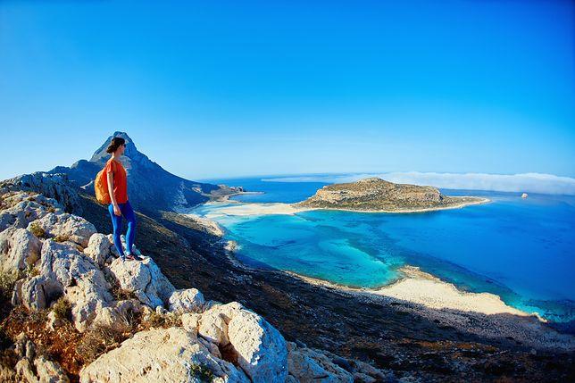 Balos, Kreta