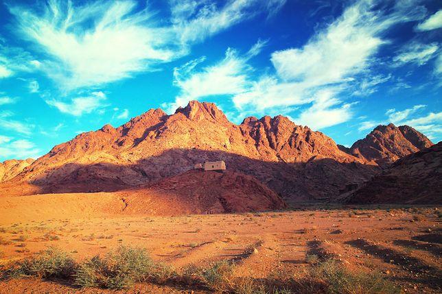 Wędrując na Górę Synaj, czyli Egipt dla ciekawych