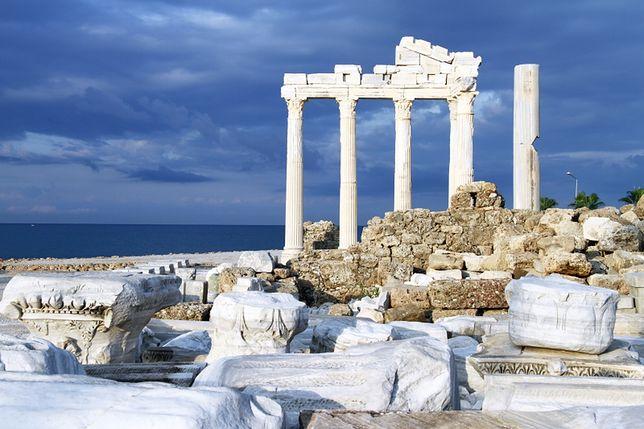 Turcja: Side - to tu wypoczywała Kleopatra - WP Turystyka