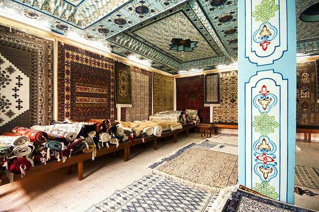Turcja Pamiątki Dywany Porcelana Złoto Wp Turystyka