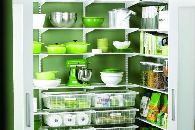Praktyczna Spiżarnia Aranżacja Kuchni Pełnej Smaków Lata Wp Dom