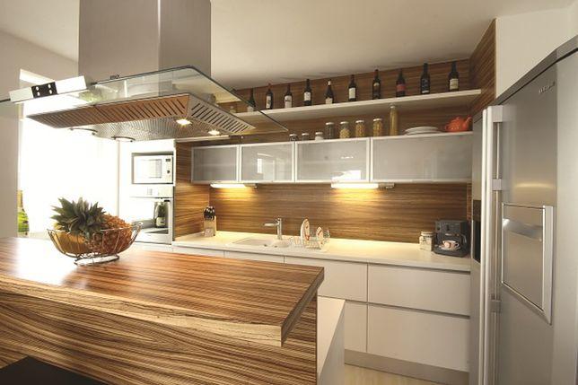 Aranżacja Nowoczesnej Kuchni Otwartej Na Salon Wp Dom