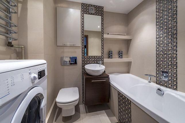 Aranżacja Małej łazienki Gdzie Ukryć Pralkę W Małej