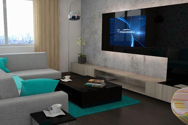 Zabudowa Telewizora W Pokoju Jak Zamontowac Go Na Scianie Wp Dom