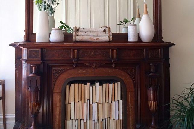 Kominek Bez Kominka Portal W Dekoracji Wnętrz Wp Dom