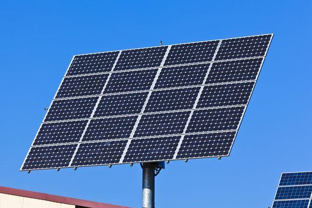 Panele solarne służą głównie nam do pozyskiwania energii elektrycznej.