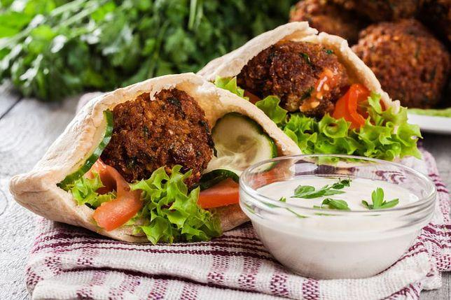 Falafel Arabski Specjal Zamiast Kebabu Wp Kuchnia