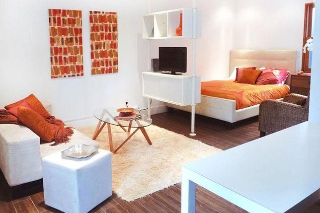 Sypialnia W Salonie Czyli Jak Podzielić Pokój Wp Dom