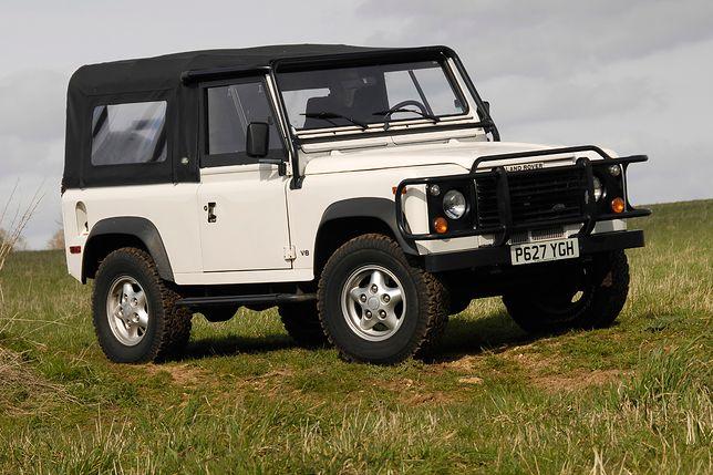Zaawansowane SUV-y i samochody terenowe - Starsze niezawodne samochody: ranking JE71