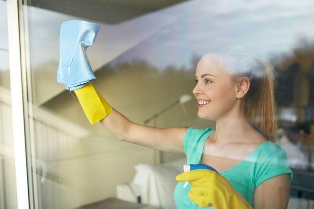 Jak umyć okna aby nie było smug