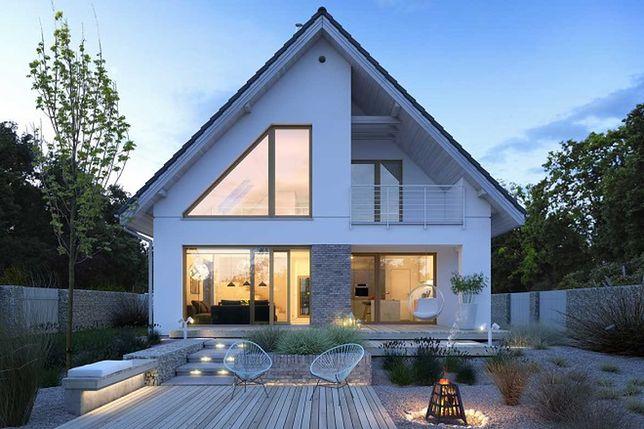 Idealny Dom Na Małą Działkę Wygodny Choć Bez Garażu Wp Dom