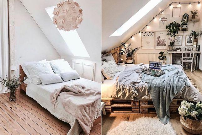 Sypialnia W Stylu Skandynawskim Na Poddaszu Jak Ją Urządzić