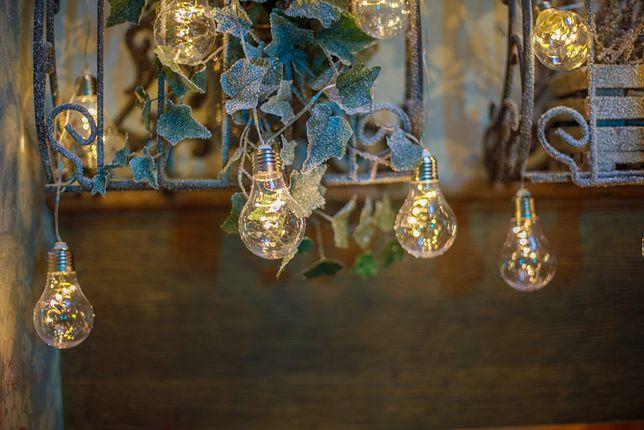 Nietypowe Lampki Choinkowe Zwykłe światełka Do Lamusa