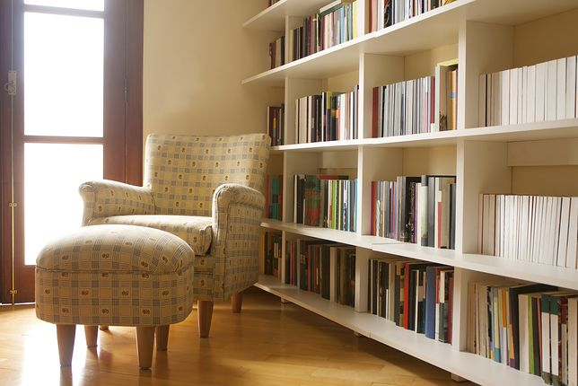 Jak Przechowywać Książki Czyli Aranżacja Domowej
