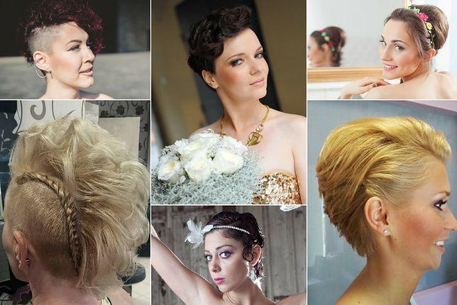 Fryzury ślubne Na Krótkie Włosy Wp Kobieta