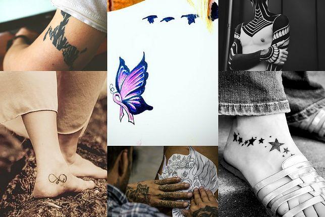 Wzory Na Tatuaż Wp Kobieta