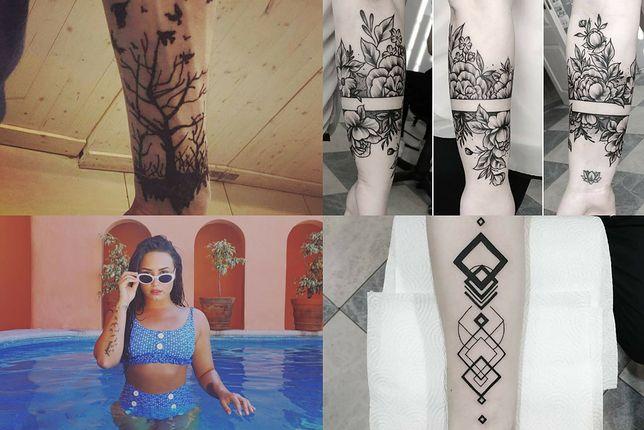 Wzory Tatuaży Na Nadgarstek Wp Kobieta