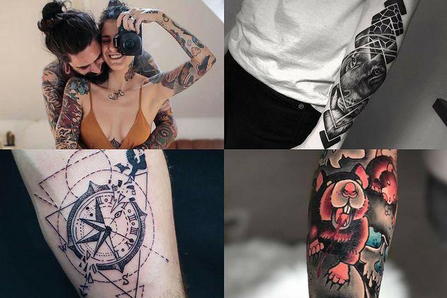 Wzory Tatuaży Męskich Na Przedramię Wp Kobieta