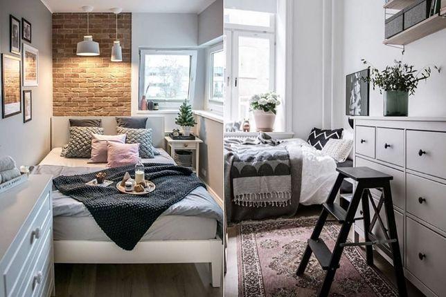 Mała Sypialnia W Stylu Skandynawskim Jak Ją Urządzić Wp