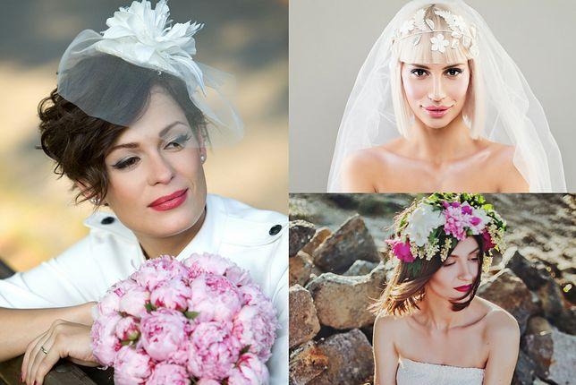 Fryzury ślubne Na Krótkich Włosach Wp Kobieta