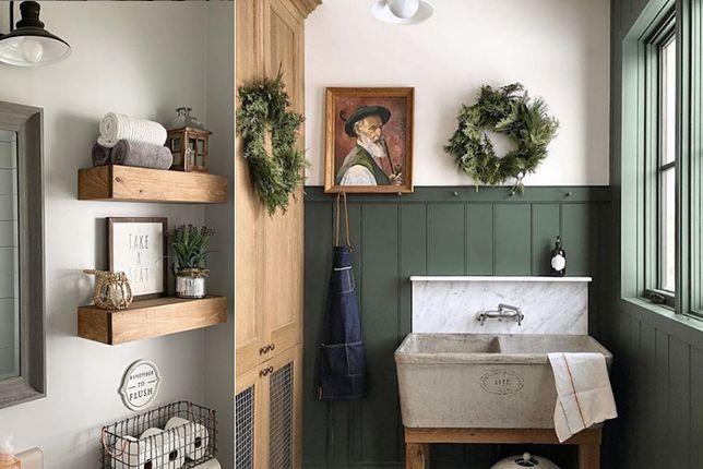 Styl Prowansalski łazienka Z Francuską Klasą Wp Kobieta