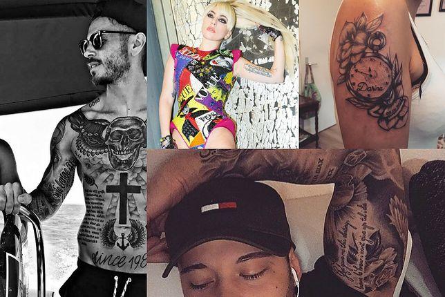 Wzory Tatuaży Na Ramię Wp Kobieta