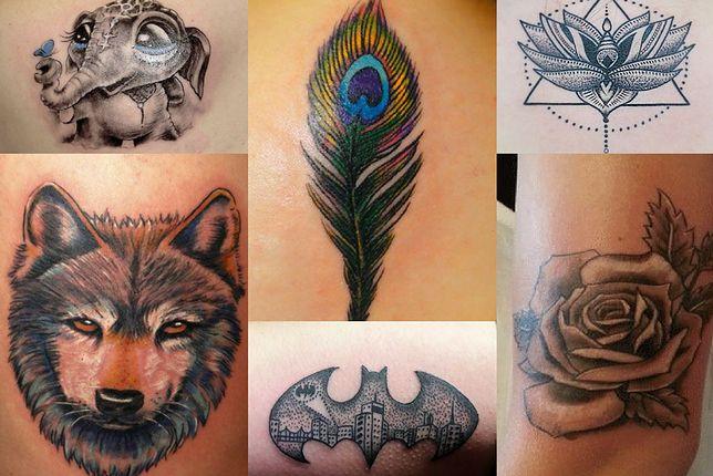 Tatuaże Damskie Na Ramieniu Wp Kobieta