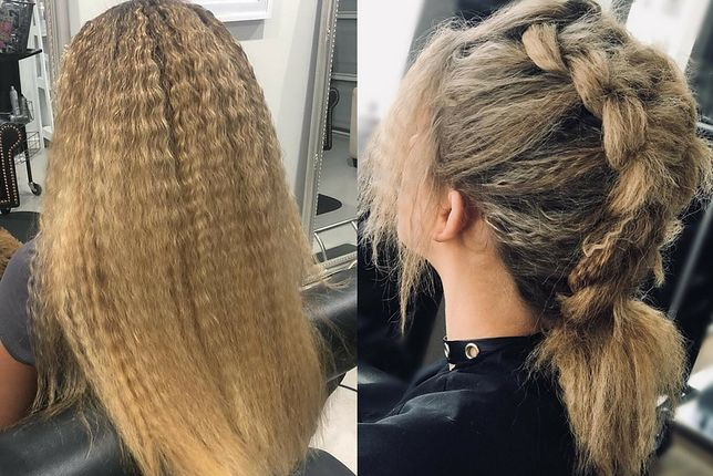 Karbowane Włosy Znów Są Na Topie Zobacz Stylizacje Wp Kobieta