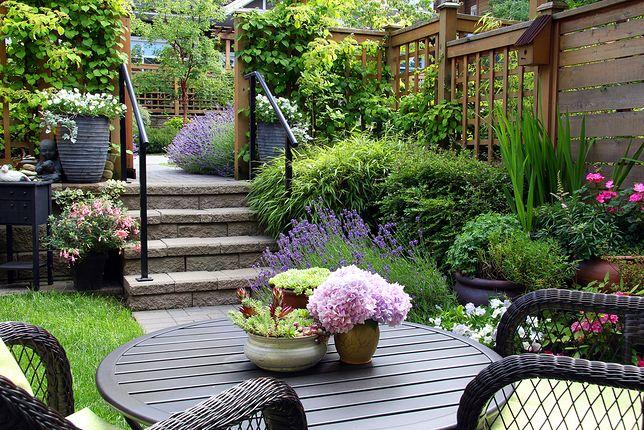 Jak Funkcjonalnie Zaprojektować Mały Ogród Przydomowy Wp Dom