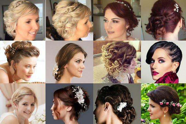 Fryzury ślubne Z Krótkich Włosów Wp Kobieta