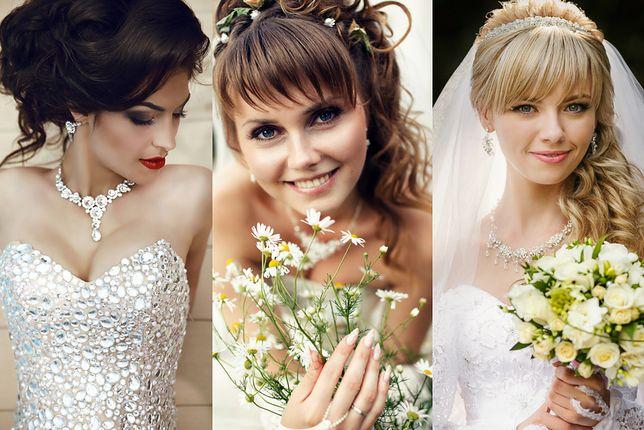 Fryzury ślubne Na Bok Wp Kobieta