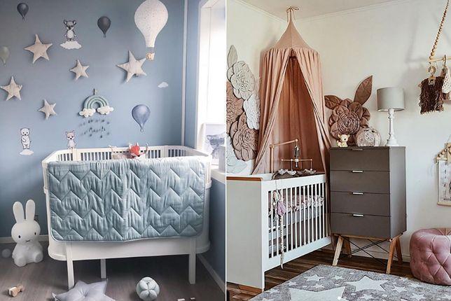 Kącik dla niemowlaka w salonie . Jak go zorganizować?