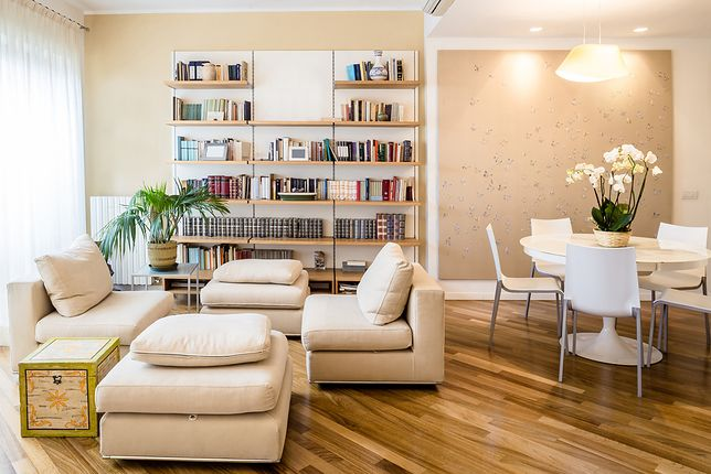 Salon Dobrze Oświetlony Jak Rozplanować Oświetlenie Wp Dom