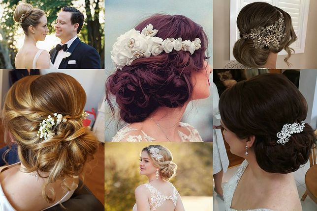 Fryzury ślubne Na Długich Włosach Wp Kobieta