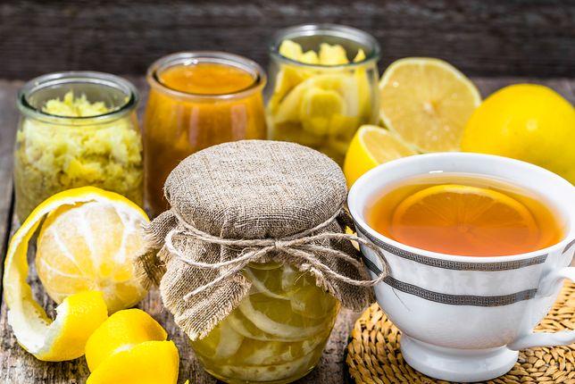 Cytryny W Syropie Rozgrzewający Dodatek Do Herbaty Przepis Wp