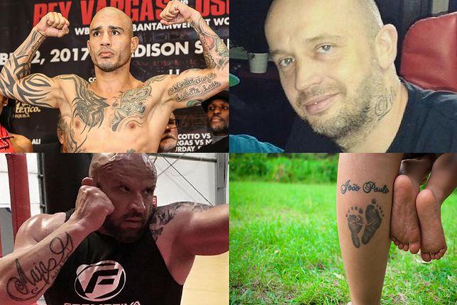 Wzory Tatuaży Z Imionami Wp Kobieta