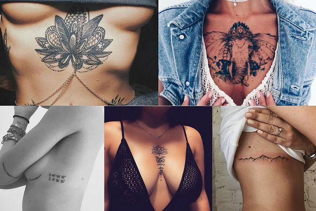 Wzór Na Tatuaż Wp Kobieta
