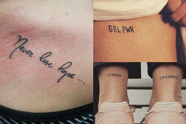 Damskie Tatuaże Które Nigdy Nie Wyjdą Z Mody Wp Kobieta