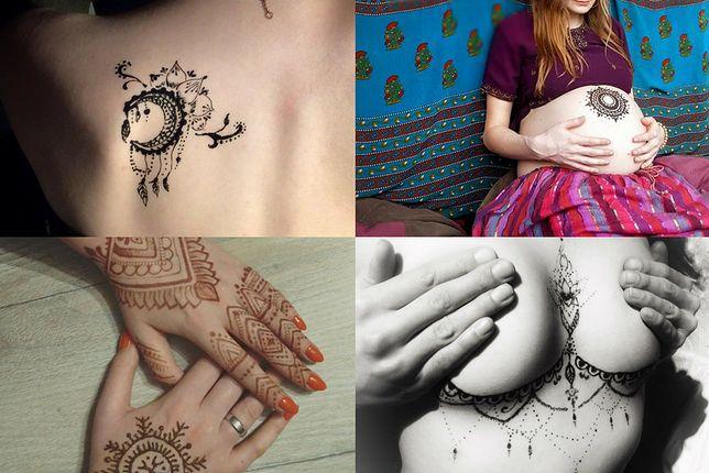Wzory Tatuaży Z Henny Wp Kobieta