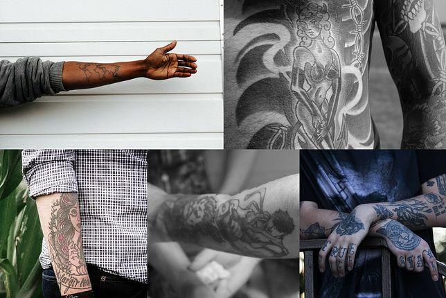 Wzory Tatuaży Na Rękę Męskie Wp Kobieta