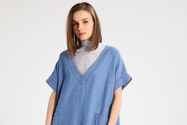 1a8bbe5718 Sukienki oversize – nawet gdy nie masz nic do ukrycia - WP Kobieta