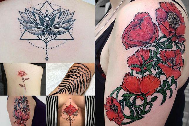 Co Oznaczają Tatuaże Wp Kobieta