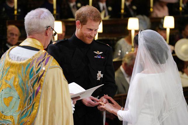 Najpiękniejsze Momenty Ze ślubu Meghan Markle I Księcia Harryego