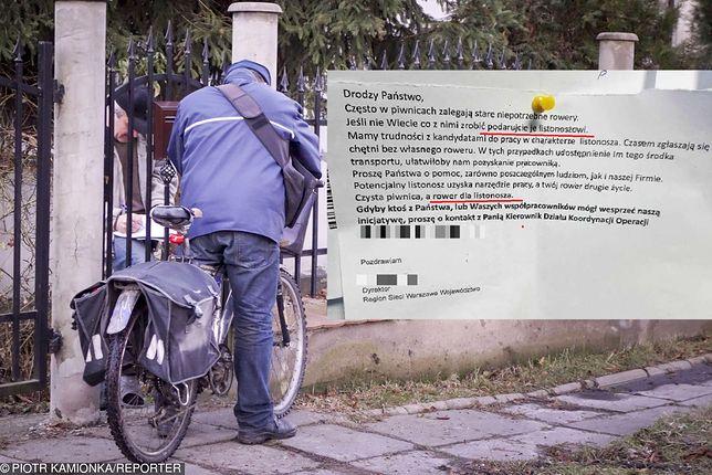 3a58f93846e39b Apel przedstawiciela Poczty Polskiej do obywateli: