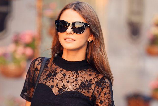 ca7d98e43e Czarne luksusowe sukienki do 600 zł - WP Kobieta