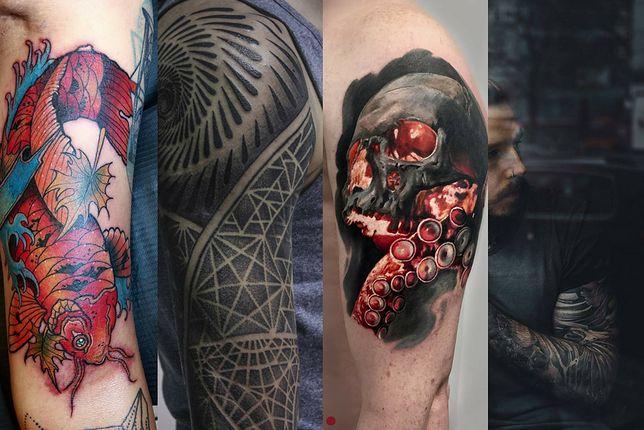 Wzory Tatuaży Męskich Na Ramię Wp Kobieta