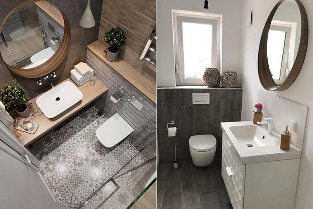 Jakie Płytki Do Małej łazienki Zdjęcia Aranżacji Wp Kobieta